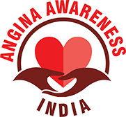 Angina Awareness India logo