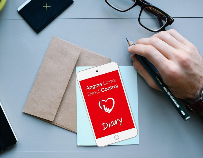 Angina Dairy | Angina Awareness India