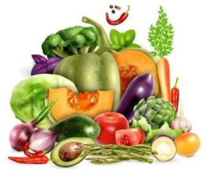 Include vegetables in your diet | Angina Awareness India