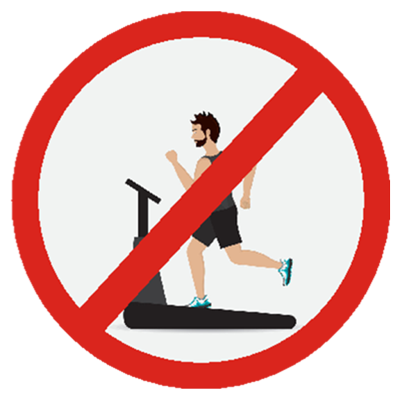 No heavy physical activity | Exercising after angina | Angina Awareness India