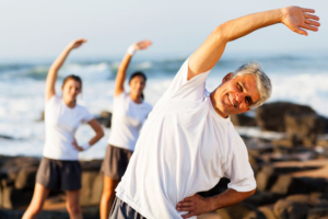 importance of physical fitness for heart
